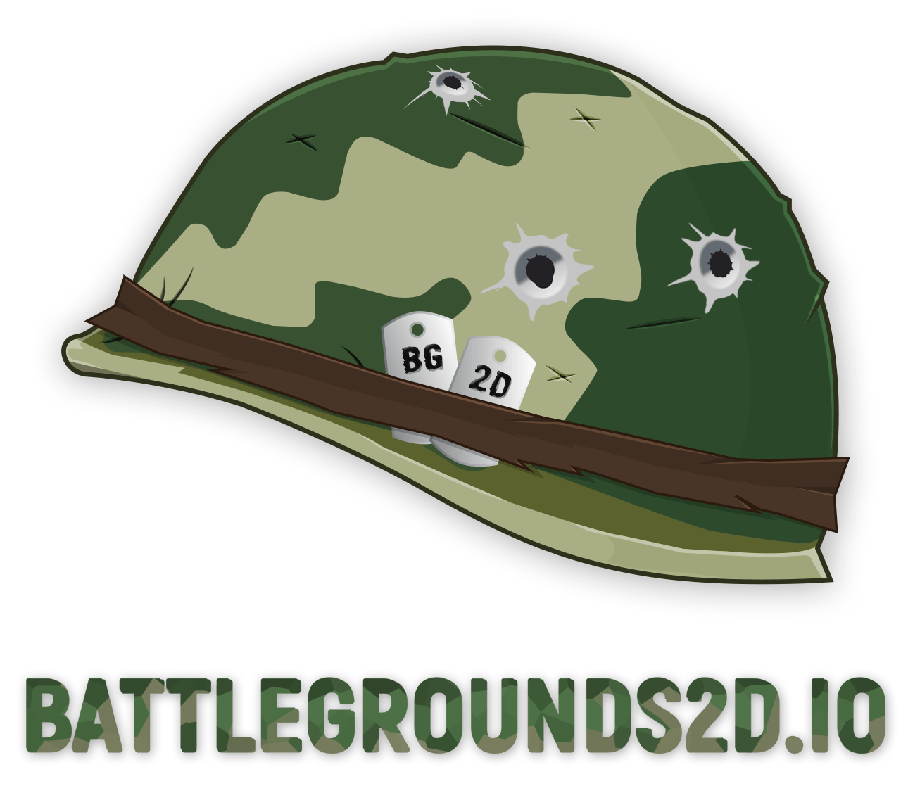 Battlegrounds2D IO - Real-Time Battle Royale 2D Multiplayer Game